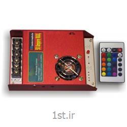 عکس طراحی روشنایی و نورپردازیدرایور نور مولتی کالر کنترلی 50A آرین