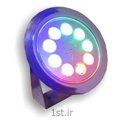 پروژکتور LED ضد آب توکار ( IP68 ) مالتی کالر