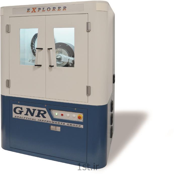 عکس سایر ابزارهای اندازه گیری نوریدستگاه XRD مدل Explorer ساخت کمپانی GNR ایتالیا