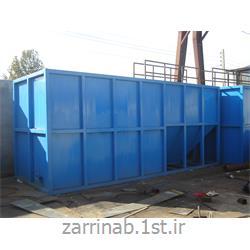 عکس مدیریت فاضلابپکیج تصفیه فاضلاب بهداشتی و صنعتی ظرفیت 5 الی 600 متر مکعب