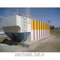 عکس مدیریت فاضلابپکیج تصفیه فاضلاب بهداشتی با فرآیند هوادهی گسترده