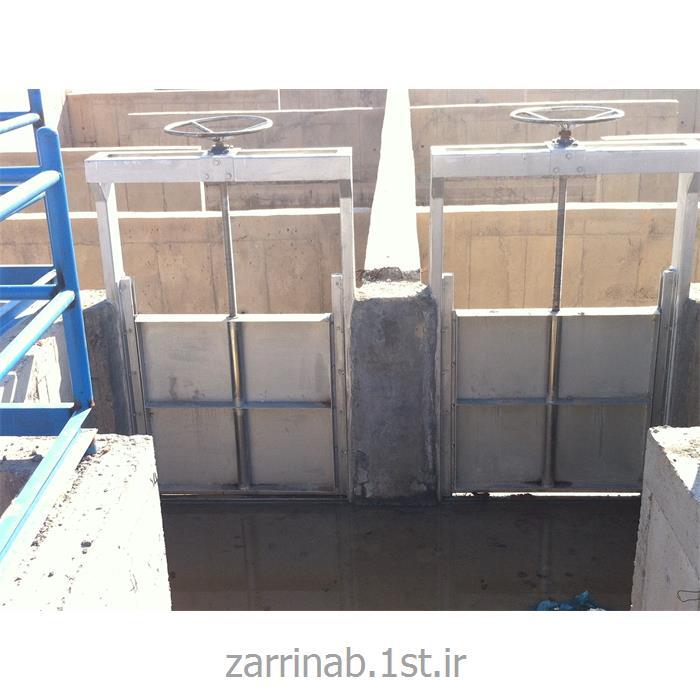 دریچه کنترل سه طرف آب بند