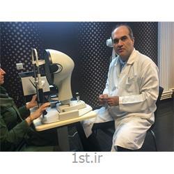 تعیین نمره چشم با دستگاه اتورفرکتومتر