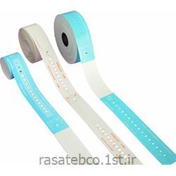 دستبند شناسایی بیمار قابل پرینت و دکمه دار مدل 130T