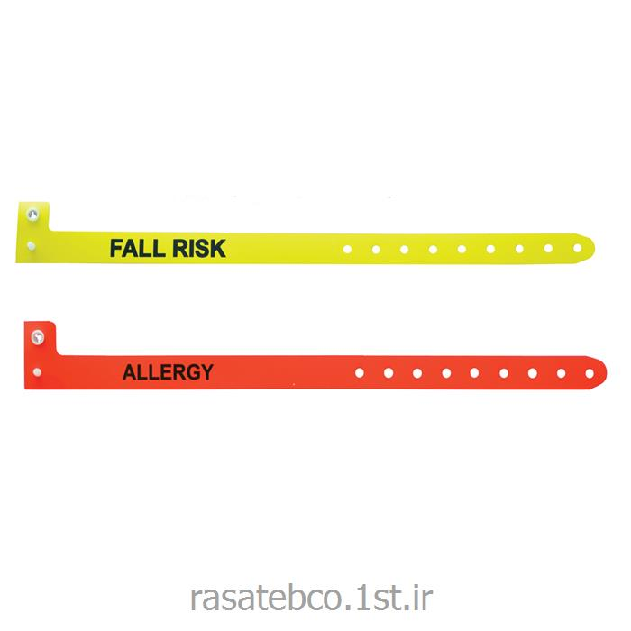 دستبند شناسایی بیمار علائم هشدار مدل 130A
