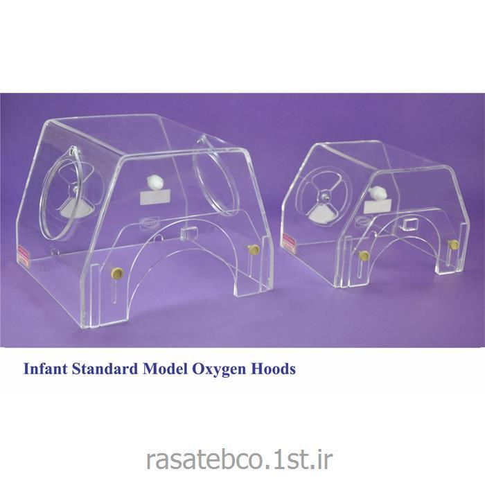 اکسیژن هود بزرگسال مدل استاندارد کد S240
