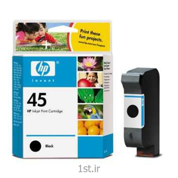 کارتریج پرینتر جوهرافشان - اچ پی HP 45ink
