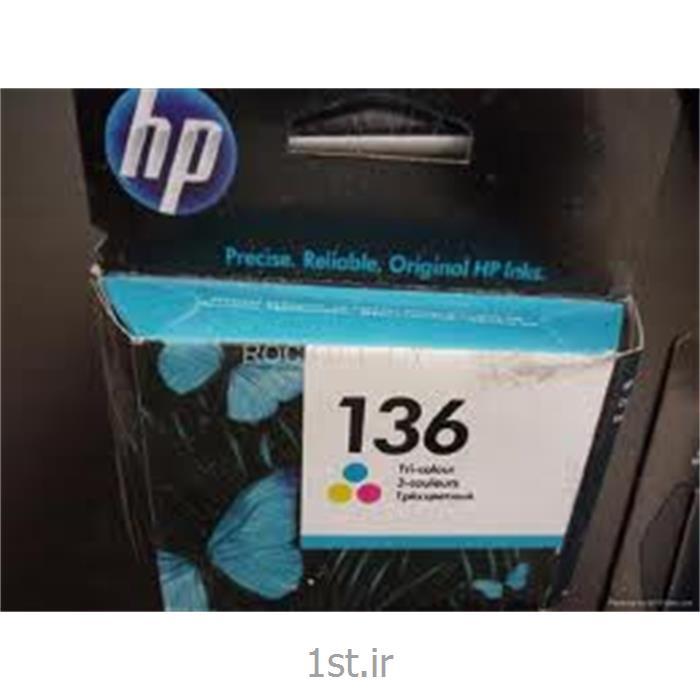 کارتریج پرینتر جوهرافشان - اچ پی HP 136 ink