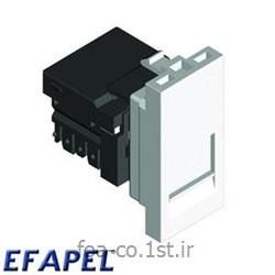 پریز شبکه Cat.5e سری 45 - 45975SBR ایفاپل(EFAPEL)