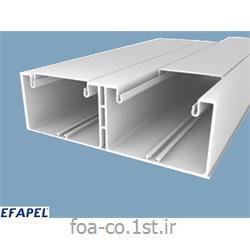 بدنه و درب ترانکینگ 50*155 با دو محفظه 16030CBR ایفاپل(EFAPEL)
