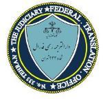 لوگو شرکت درالترجمه رسمی شماره 333 (فدرال)