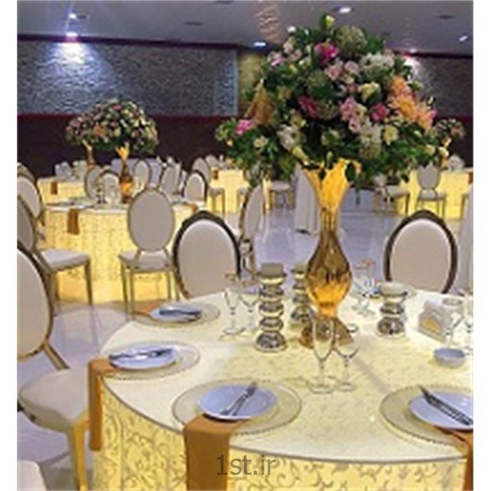 عکس لوازم برگزاری مراسم عروسیمنوی شماره 3 تالار عرشیا