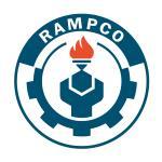 لوگو شرکت رامپکو (مهندسی، نصب و نگهداری کارخانجات پتروشیمی)