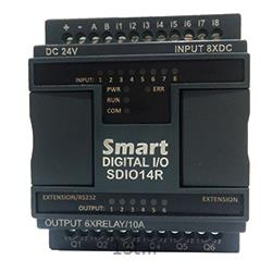 عکس پی ال سی (PLC)کارت ریموت 7 آمپر  Remote I/O 8I/6O
