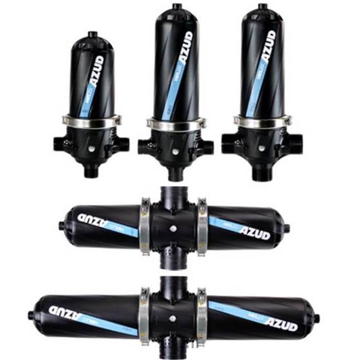 عکس سایر تجهیزات آبیاریفیلتر آبیاری هلیکس آزود