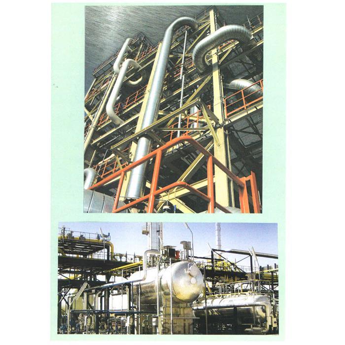 عکس پروژه های خدماتیمجری عملیات تاسیساتی بویژه در صنایع نفت ، نیروگاهها وصنایع سنگین