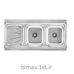 سینک ظرفشویی بیمکث مدل BS 513 روکار