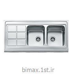 سینک ظرفشویی بیمکث مدل BS 914 روکار