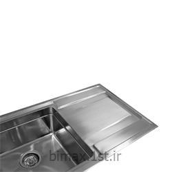 سینک ظرفشویی بیمکث مدل BS917 توکار