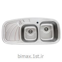 سینک ظرفشویی بیمکث مدل BS911 توکار