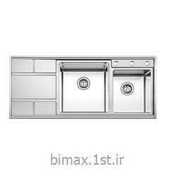 سینک ظرفشویی بیمکث مدل BS915 توکار