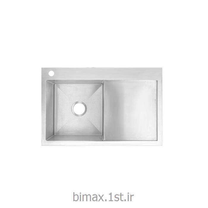سینک ظرفشویی بیمکث مدل BS721 توکار