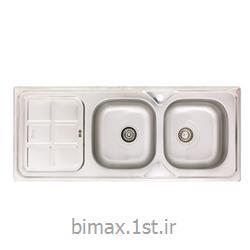 سینک ظرفشویی بیمکث مدل BS521 توکار