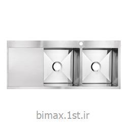 سینک ظرفشویی بیمکث مدل BS723 توکار