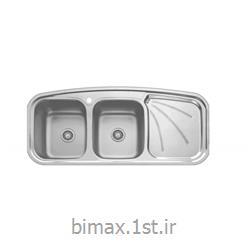 سینک ظرفشویی بیمکث مدل BS 515 توکار