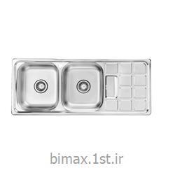 سینک ظرفشویی بیمکث مدل BS511 توکار