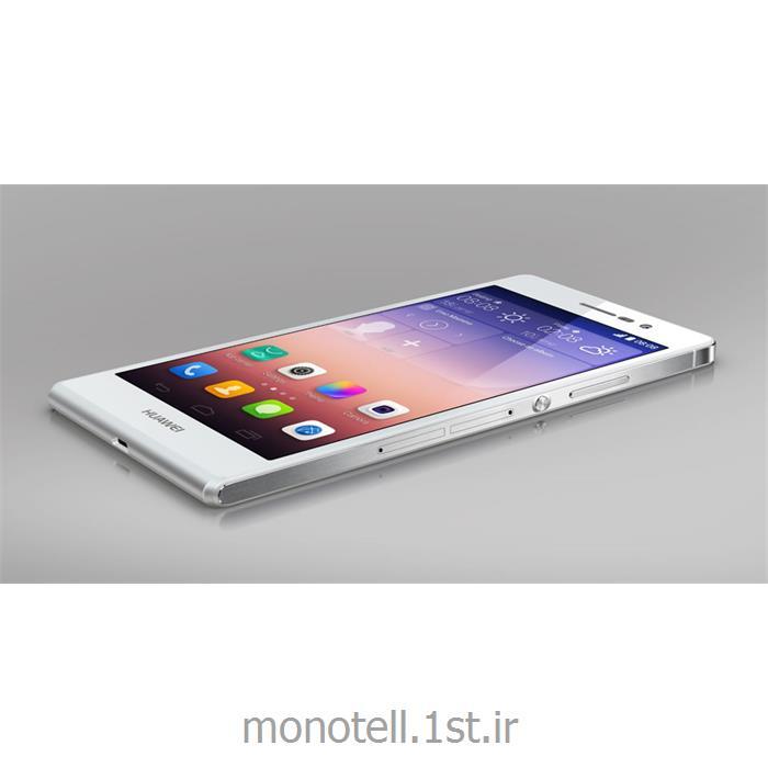 عکس تلفن همراه ( موبایل ) گوشی هوآوی مدل اسند پی 7 با صفحه نمایش 5 اینچ (Huawei p7)