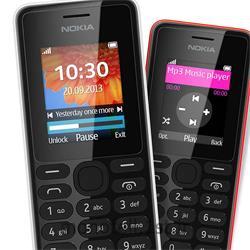 گوشی نوکیا دو سیم کارته مدل 107 با صفحه نمایش 1.8 اینچ (nokia 107)