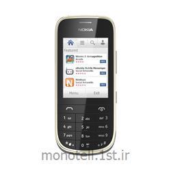 گوشی نوکیا دو سیم کارته مدل آشا 202 با صفحه نمایش 2.4 اینچ (Nokia 202)