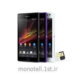 گوشی سونی دوسیم کارته مدل اکسپریا سی با صفحه نمایش 5 اینچ(Sony xperia c)