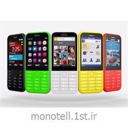 گوشی نوکیا دوسیم کارته مدل 225 با صفحه نمایش 2.8 اینچ (Nokia 225 dual sim)