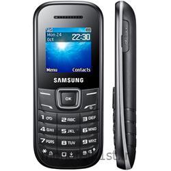 عکس تلفن همراه ( موبایل ) گوشی سامسونگ ساده مدل ای 1200 ام (samsung e1200m)