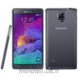 عکس تلفن همراه ( موبایل ) گوشی سامسونگ مدل گلکسی نت 4 با صفحه نمایش 5.7 اینچ(Samsung galaxy note 4)