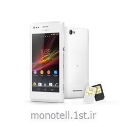 گوشی سونی دو سیم کارته مدل اکسپریا ام با صفحه نمایش 4 اینچ (Sony xperia m dual sim)