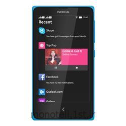گوشی نوکیا دوسیم کارته مدل ایکس با صفحه نمایش 4 اینچ (Nokia x)