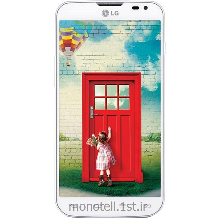 گوشی ال جی دوسیم کارته مدل ال 70باصفحه نمایش4.5اینچ(LG l70)