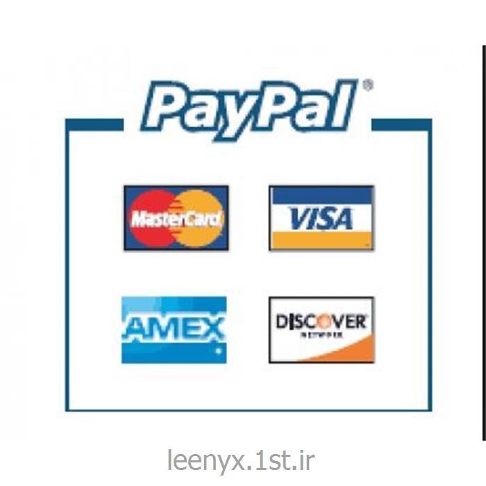 عکس خدمات کارت اعتباریپرداخت آنلاین با پی پال- Indirectpay via paypal