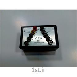 سیمیلاتور 12 کاناله ECG