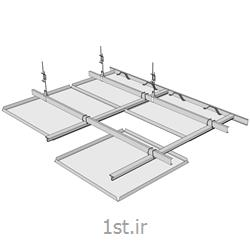 سقف کاذب تایل سازه پنهانی 60 در 60