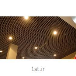 عکس پوشش سقفسقف کاذب گریلیوم