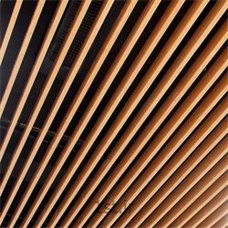 سقف کاذب لوور آلومینیومی 60 در 60