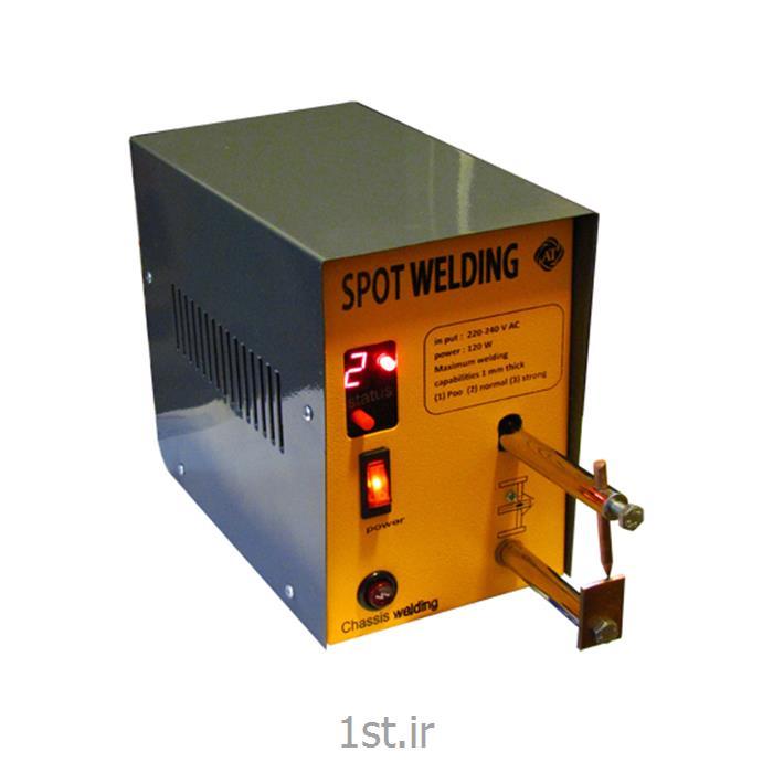 عکس دستگاه جوش نقطه ایدستگاه نقطه جوش رو میزی