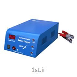 عکس سایر تجهیزات الکتریکیشارژر فول اتوماتیک 6-12-24 ولت دیجیتال