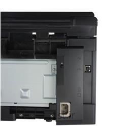 پرینتر لیزری چند کاره مشکی اچ پیHP Laserjet Pro M1132 Multifunction Printer