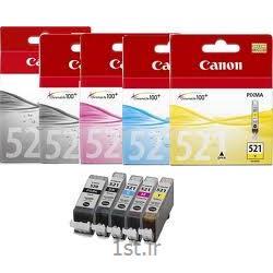 کارتریج جوهر افشان کنان 521 رنگی 521 canon
