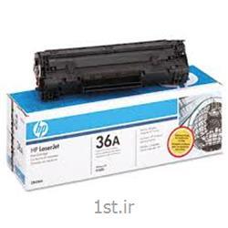 کارتریج لیزری سیاه وسفید اچ پی 36a HP